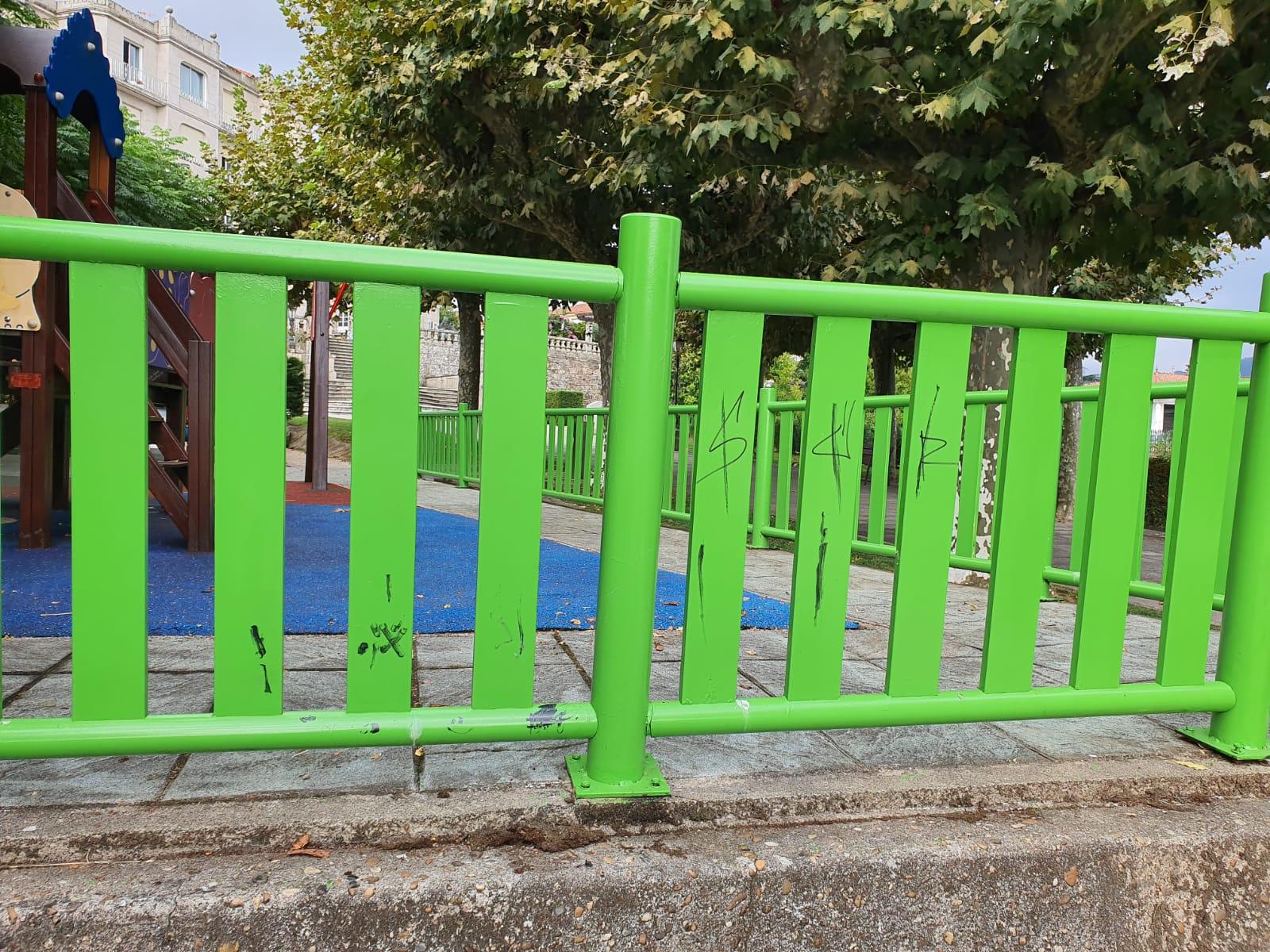 16092020 Parques Infantís - Actos vandálicos 3
