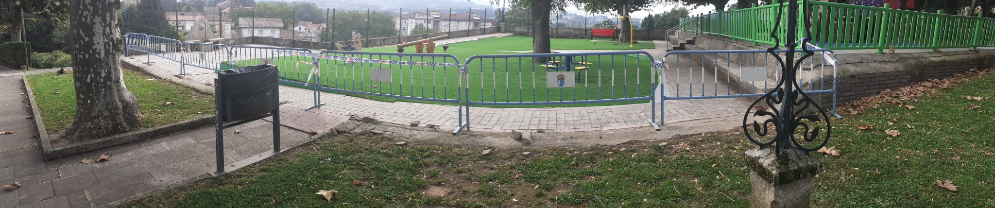 16092020 Parques Infantís - Precinto 2