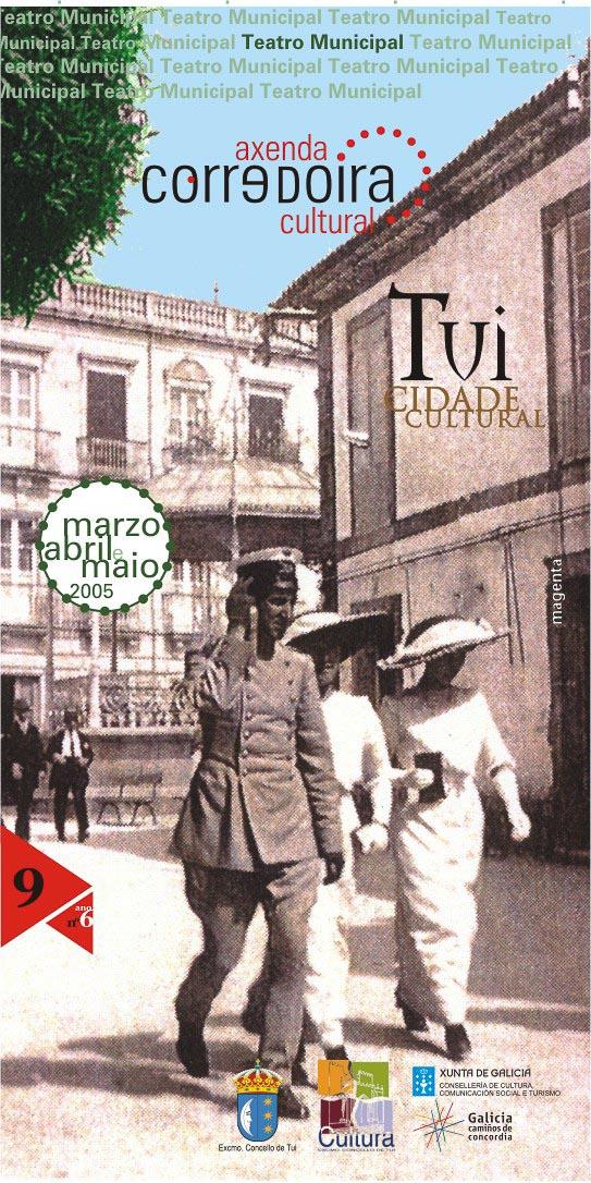 concello-de-tui-2005 1º portada teatro