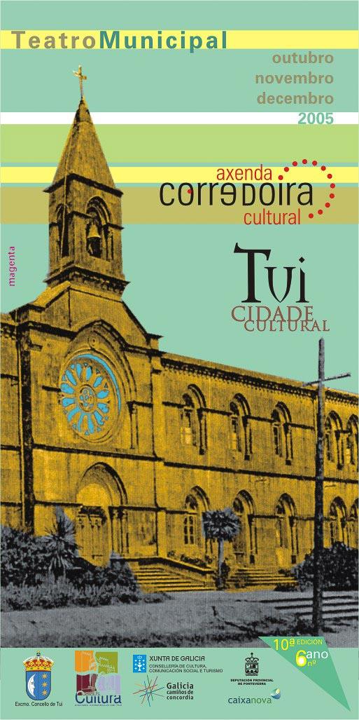 concello-de-tui-2005 2º portada teatro