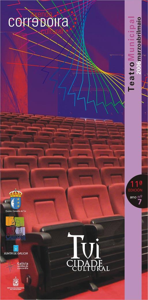 concello-de-tui-2006 1º portada teatro