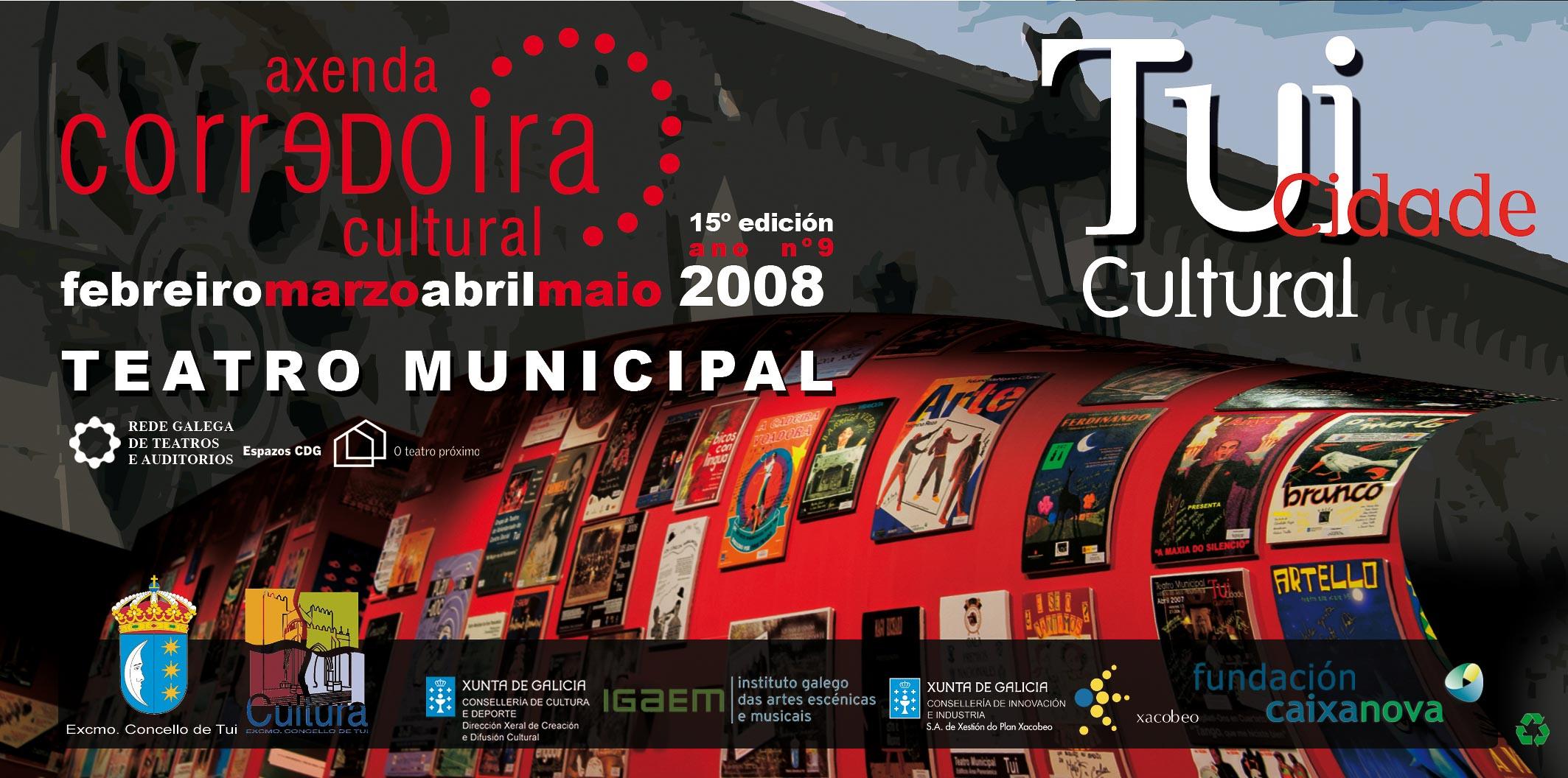 concello-de-tui-2008 1º portada teatro