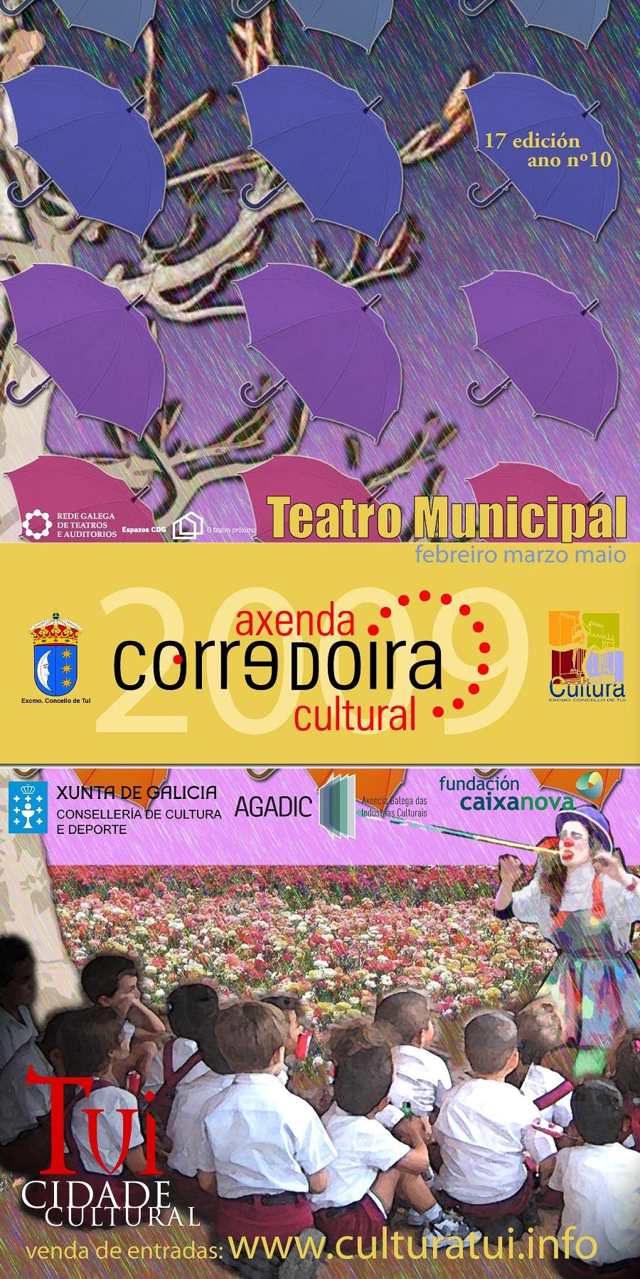 concello-de-tui-2009 1º portada teatro