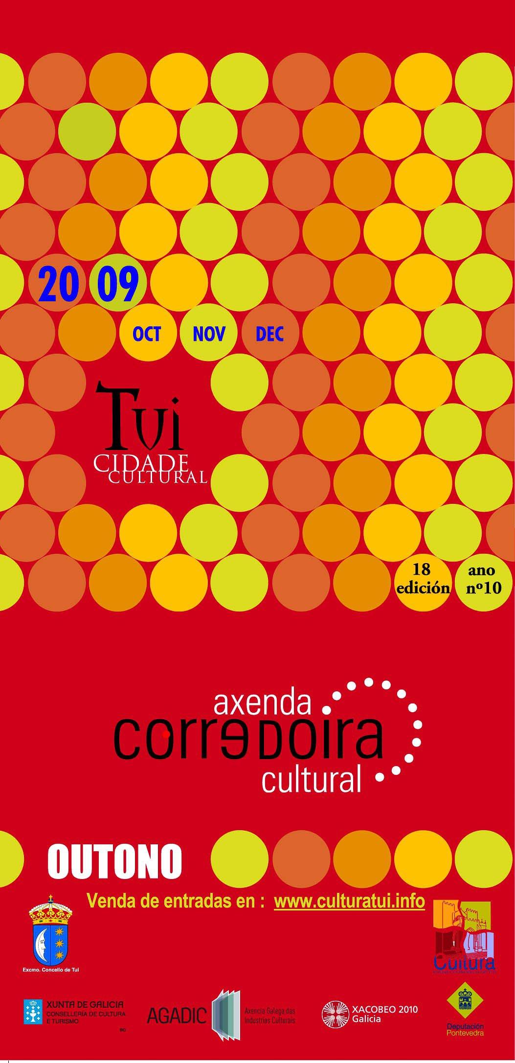 concello-de-tui-2009 2º portada teatro