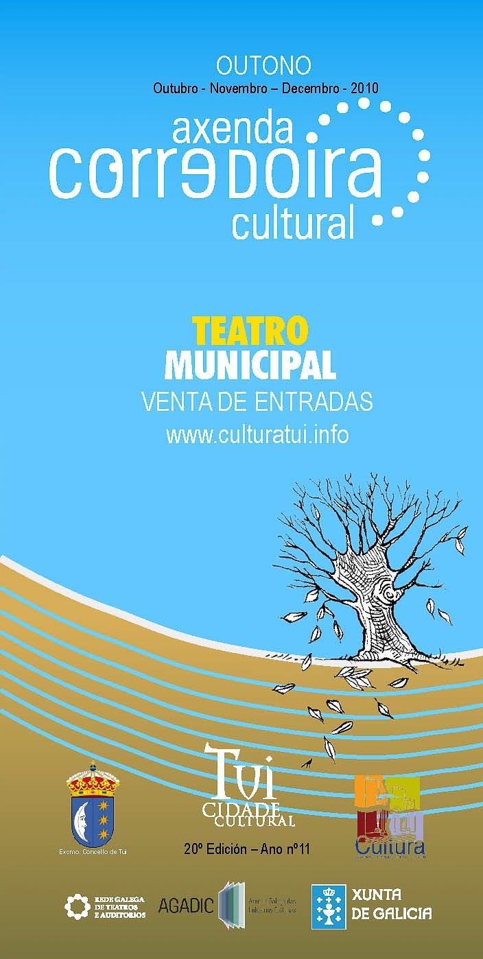 concello-de-tui-2010 2º portada teatro