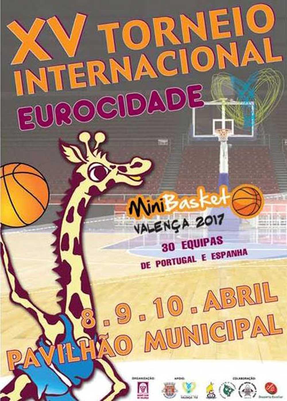 III Torneo de Baloncesto Eurocidade