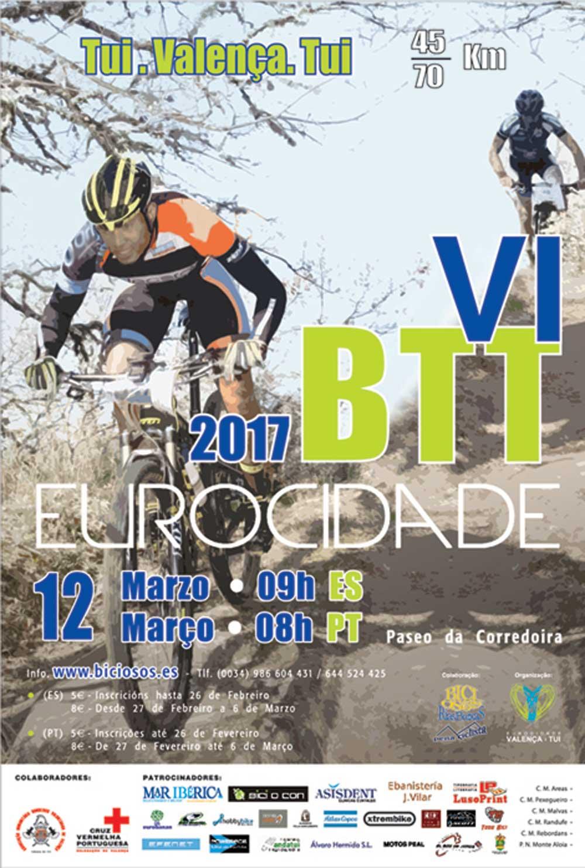 VI Eurocidade Btt