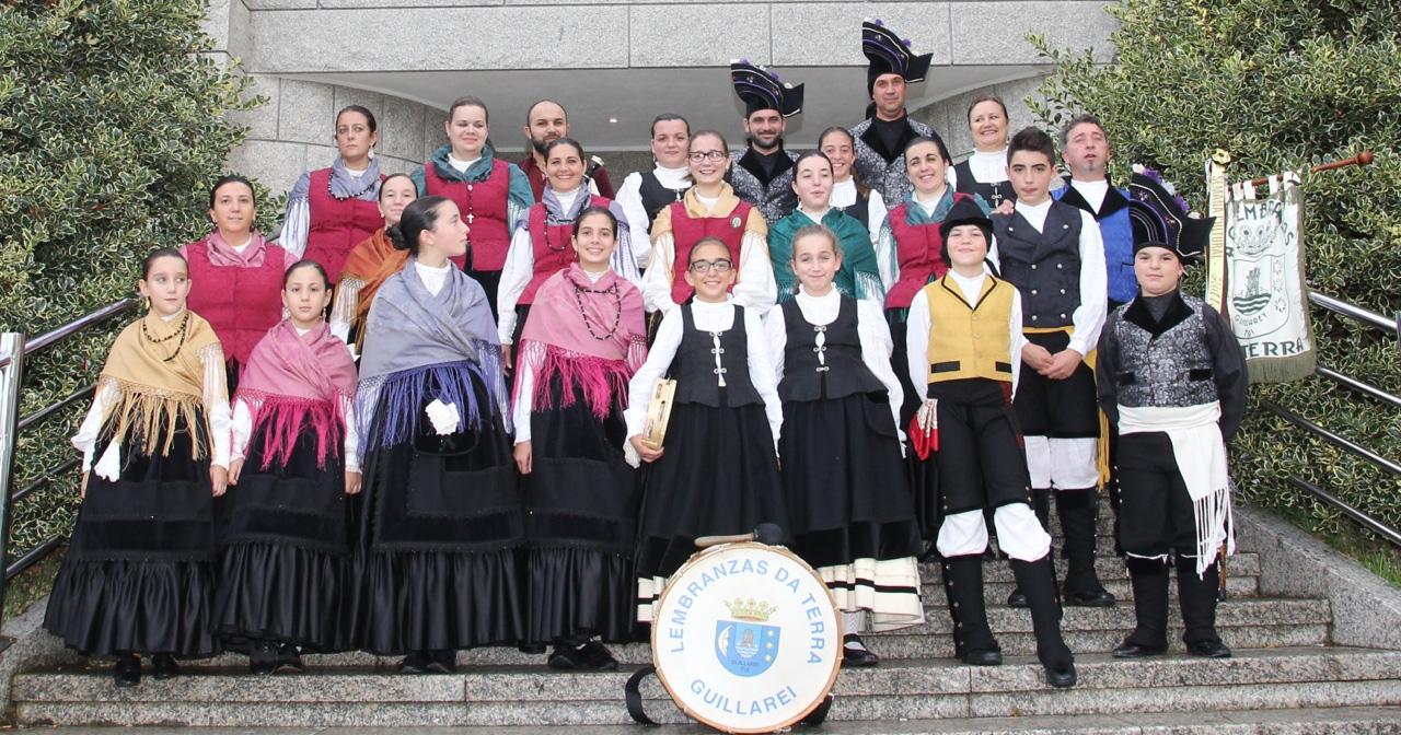 Grupo folclórico Lembranzas da Terra de Guillarei