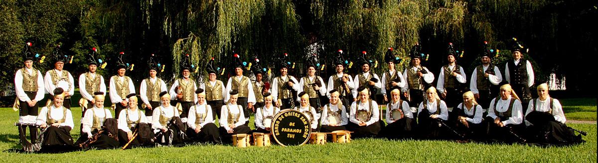 Banda de Gaitas de San Xoán de Paramos